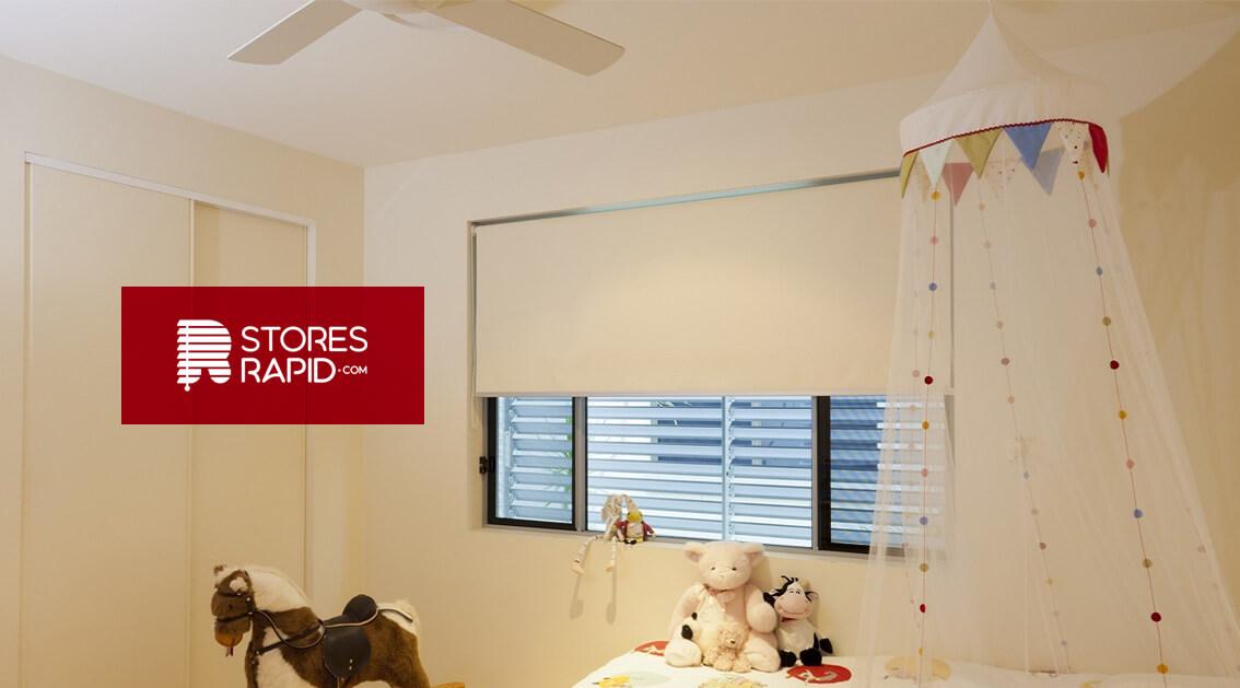Conheça os 3 melhores estores de rolo para quarto!